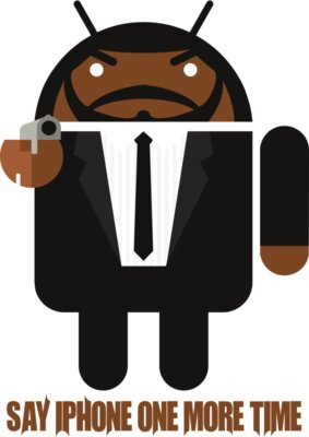 Android Logo: Pulp Android Andy