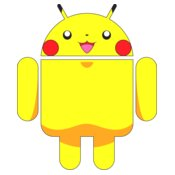 Android Logo: Pokemon Andy