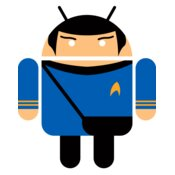 Android Logo: Dr. Spock Andy