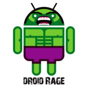 Android Logo: Droid Rage