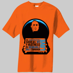 Carl Sagan: Small Creatures -  Most Popular Mens 100% CottonT-Shirt PC61