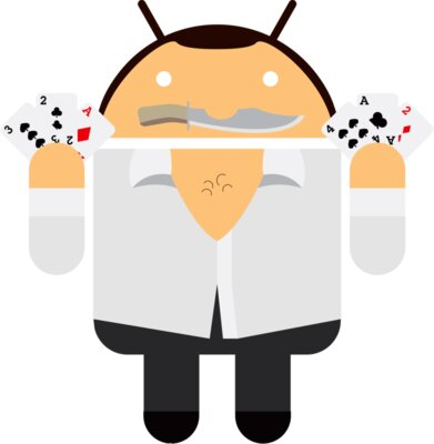 Android Logo: Gob Droid