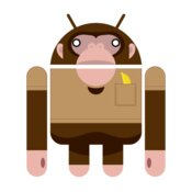Android Logo: Chimp Droid